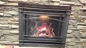 napoleon ascent x70 gas fireplace youtube