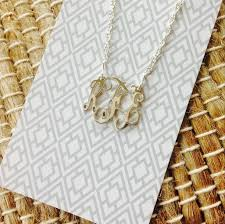 Monogrammed Sterling Silver Necklace 105 Best Heartstrings Monogram Jewelry And Gifts Images On