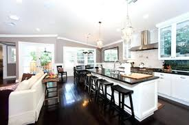 Small Space Open Kitchen Design Open Concept Kitchen And Living Room U2013 Fitbooster Me