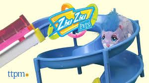 zhu zhu pets hamster house playset hamster wheel spin