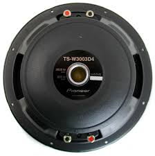 pioneer home theater subwoofer pioneer ts w3003d4 12