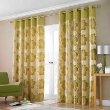 awesome beige stainles wood modern design curtains for living room