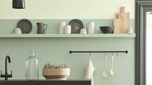 couleurs murs cuisine couleur de mur cuisine ambiance menthe a l eau pour la peinture