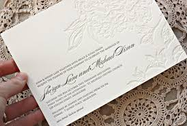 wedding invitations montreal designer printers directory embossed foil printing business