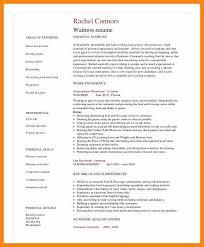 maintain either ga cashier waiter resume waitress resume template 6 free word pdf document downloads