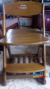 Wooden High Chair For Sale Toddler Wooden Highchair Highchairs Philippines Sulit Ph