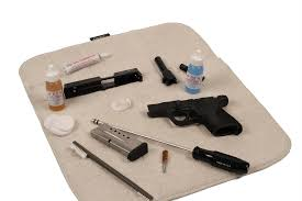best gun cleaning table stil crin padded handgun cleaning mat pan table