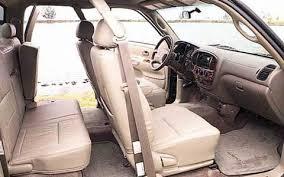 Toyota Tundra Interior Accessories 2000 Toyota Tundra Road Test U0026 Review Motor Trend
