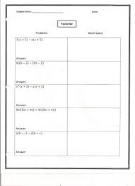 Rational Expression Worksheet Fundamental Algebra 2 Homework 2014 Bethlehem Catholic Hi