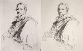 old master drawing copy u2013 van dyck