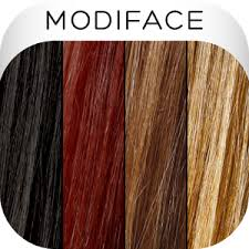 see yourself in different hair color hair color studio premium android apps on google play