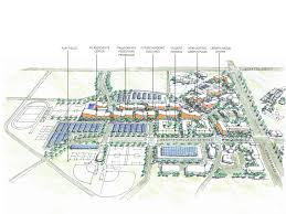 Csusb Map Csu San Bernardino Palm Desert Satellite Campus Master Plan