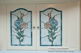 boehm stained glass blog kitchen cabinet panel replacements