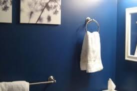 17 Small Bathroom Decor In Navy Navy Bathroom Decorating Ideas