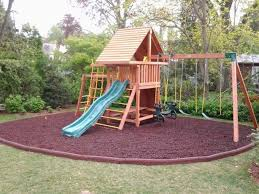 Swing Sets For Small Backyard by 117 Best Diy Playset Images On Pinterest Games Trampoline Ideas