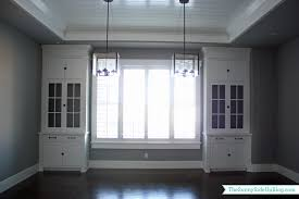 built in cabinets in dining room formal dining room the sunny side up blog