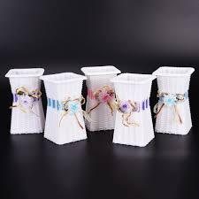 Cheap Plastic Flower Vases Online Get Cheap Vase Flower Plastic Aliexpress Com Alibaba Group