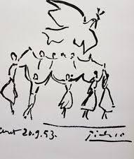 amazon signed picasso black friday thomas kinkade art paintings ebay