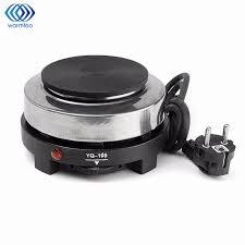 appareils de cuisine mini électrique cuisinière plaque de cuisson chaude plaque