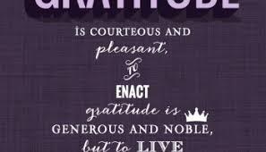 gratitude quote inspiring thanksgiving quote celebrating
