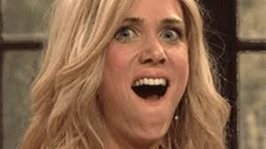 Kristen Wiig Memes - happy kristen wiig gif find share on giphy