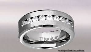 Mens Titanium Wedding Rings by Selection Black Titanium Wedding Bands For Men Wedding And