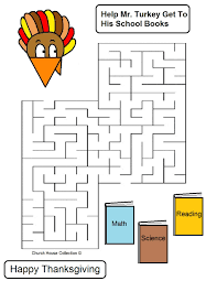 thanksgiving books preschool turkey mazes for teachers