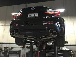 lexus rc f exhaust joe z exhaust is on clublexus lexus forum discussion