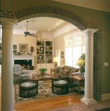 interior home columns living room columns fantastic living room columns design for your