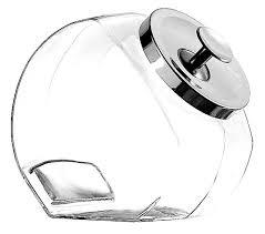 amazon com anchor 77899 penny candy jar decorative jars kitchen