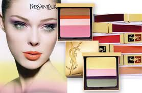 Makeup Ysl ss09 makeup yves laurent colour beaut ie