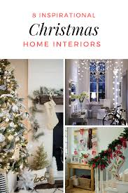 diy christmas home decor 8 inspirational christmas interior design ideas moody mooch
