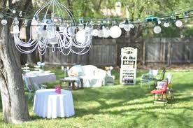 Backyard Bridal Shower Ideas Decorating Ideas Outside Bridal Shower Decorating Ideas
