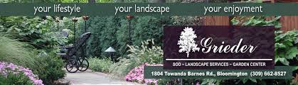 Landscaping Bloomington Il by Grieder Sod U0026 Landscaping Llc Bloomington Il Us 61705