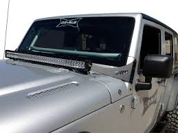 jeep jk light bar brackets or fab led light bar cowl mount kit for jeep jk wranglers off road