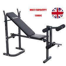 Good Workout Bench Folding Weight Bench Home Gym Equipment Ebay