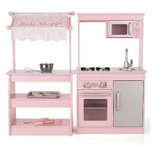 childrens wooden kitchen furniture best 25 pink play kitchen ideas on kitchen set