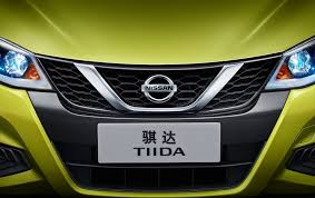 nissan tiida interior 2016 face lifted nissan tiida shown off in beijing dubai abu dhabi uae