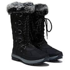 bearpaw womens boots size 11 bearpaw gwyneth lace up winter boot black grey