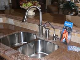 Sink Filtered Water Faucet Reverse Osmosis Ro Water Systems Aquacure Inc Houston
