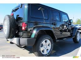 black forest green pearl jeep 2012 jeep wrangler unlimited 4x4 in black forest green