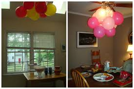 simple home decoration birthday decorating idea simple cake