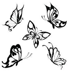 simple butterfly outline simple butterfly outline butterfly outline
