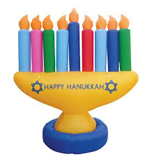 outdoor hanukkah menorah indoor outdoor decoration 7