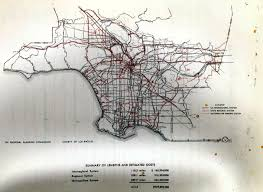 Map Of Los Angeles County by California Highways Www Cahighways Org Southern California