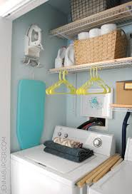 Laundry In Kitchen Ideas by Laundry Room Enchanting Laundry Room In Hall Closet Room Decor
