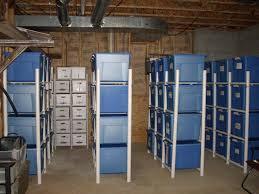 Unfinished Basement Storage Ideas Basement Organization Ideas Basement Storage Room Ideas Exterior
