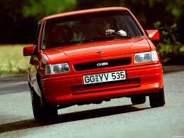 opel vectra 1990 opel corsa gsi 2601076