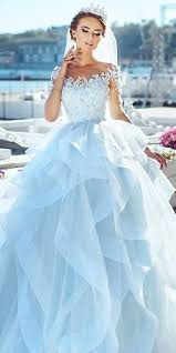 blue wedding dresses top 27 wedding dresses for celebration celebrations wedding