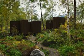 Juvet Hotel Ex Machina Juvet Landscape Hotel Is Set On A Jaw Dropping Nature Reserve At